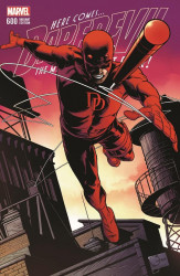 Marvel Comics's Daredevil Issue # 600krs