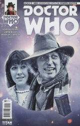 Titan Comics's Doctor Who: 4th Doctor Issue # 2b