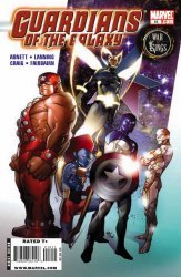 Marvel Comics's Guardians of the Galaxy Issue # 16