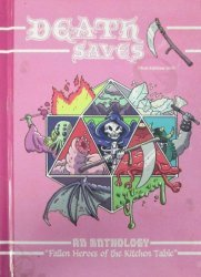 Northwest Press's Death Saves: An Anthology Hard Cover # 1