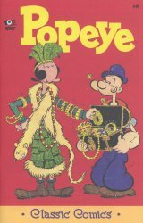 IDW Publishing's Classic Comics: Popeye Issue # 49