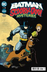 DC Comics's The Batman & Scooby-Doo Mysteries Issue # 1