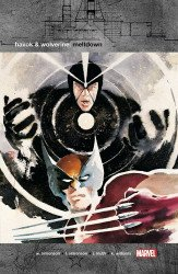 Epic Comics's Havok & Wolverine: Meltdown TPB # 1-2nd print