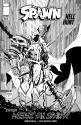 Image Comics's Spawn Issue # 303c