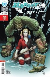 DC Comics's Harley Quinn Issue # 38b