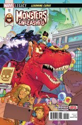 Marvel Comics's Monsters Unleashed Issue # 12