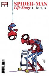 Marvel Comics's Spider-Man: Life Story Issue # 1d