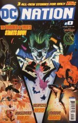DC Comics's DC Nation Issue # 0dragon