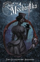 Benitez Productions's Lady Mechanika: Clockwork Assassin TPB # 1