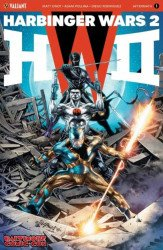 Valiant Entertainment's Harbinger Wars 2: Aftermath Issue # 1bcc