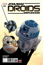 Marvel Comics's Star Wars: Droids - Unplugged Issue # 1