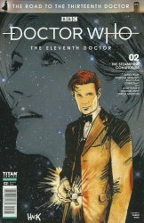 Titan Comics's Doctor Who: The Road To The 13th Doctor Issue # 2