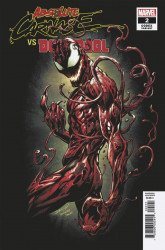 Marvel Comics's Absolute Carnage vs Deadpool Issue # 2b