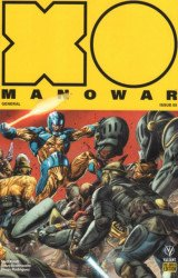 Valiant Entertainment's X-O Manowar Issue # 5e