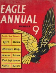 Fleetway (AP/IPC)'s Eagle Hard Cover # 1959