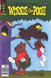 Gold Key's Winnie the Pooh Issue # 11