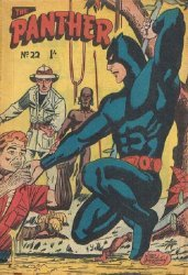 Young's Merchandising Company's The Panther Issue # 22