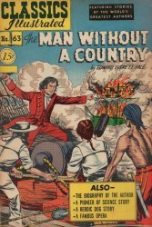 Gilberton Publications's Classics Illustrated #63: The Man Without a Country Issue # 2
