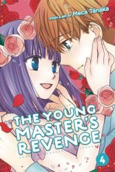 Viz Media's The Young Master's Revenge Soft Cover # 4