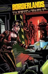 IDW Publishing's Borderlands: Fall of Fyrestone TPB # 2