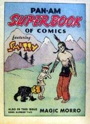 Western Printing Co.'s Pan-Am: Super Book of Comics Issue # 2B