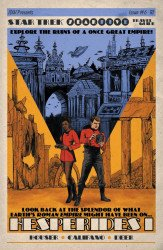 IDW Publishing's Star Trek: Year Five Issue # 6b