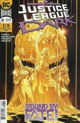 DC Comics's Justice League Dark Issue # 8