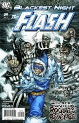 DC Comics's Blackest Night: The Flash Issue # 2