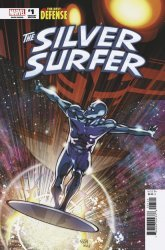Marvel Comics's Silver Surfer: The Best Defense Issue # 1b