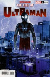 Marvel Comics's Ultraman: Rise of Ultraman Issue # 5b