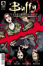 Dark Horse's Buffy the Vampire Slayer: Season 10 Issue # 6b