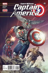 Marvel's Captain America: Sam Wilson Issue # 9