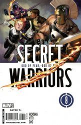 Marvel Comics's Secret Warriors Issue # 8