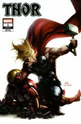 Marvel Comics's Thor Issue # 1comictom