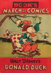 Western Printing Co.'s March of Comics Issue # 20c