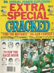 Major Magazines's Extra Special Cracked Issue # 5