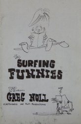 Greg Noll's The Surfing Funnies Issue nn