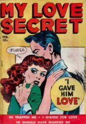 Fox Feature Syndicate's My Love Secret Issue # 28
