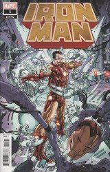 Marvel Comics's Iron Man Issue # 1h