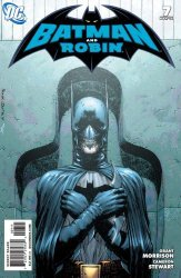 DC Comics's Batman and Robin Issue # 7
