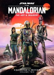 Titan Books's Star Wars: The Mandalorian - The Art & Imagery Hard Cover # 2