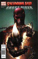Marvel Comics's Shadowland: Ghost Rider Issue # 1b