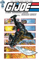 IDW Publishing's G.I. Joe: A Real American Hero Issue # 266one stop-a