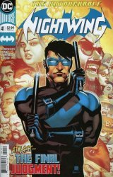 DC Comics's Nightwing Issue # 41