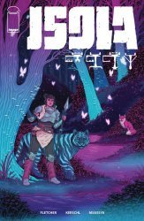 Image Comics's Isola Issue # 6b