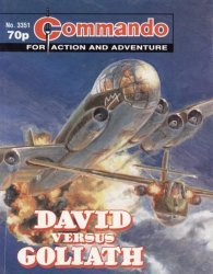 D.C. Thomson & Co.'s Commando: For Action and Adventure Issue # 3351