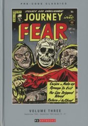 PS Artbooks's Pre-Code Classics: Journey Into Fear Hard Cover # 3