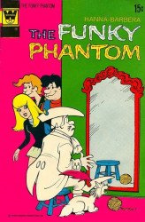 Gold Key's Funky Phantom Issue # 4whitman