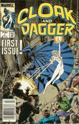 Marvel's Cloak and Dagger Issue # 1b