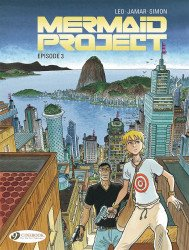 Cinebook's Mermaid Project Soft Cover # 3
